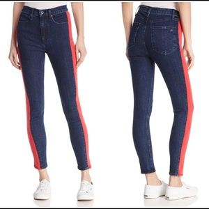 Rag & Bone Mazie high rise skinny jeans